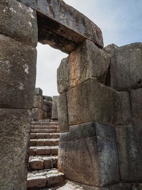 Sacsayhuaman Ruins, Cusco Region, Peru, South America by Karol Kozlowski