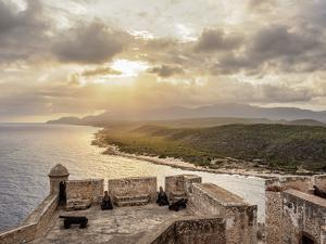 San Pedro de la Roca Castle, Santiago de Cuba, Santiago de Cuba Province, Cuba by Karol Kozlowski