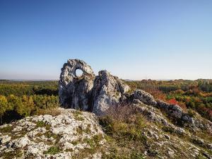 Window Rock, Krakow-Czestochowa Upland, Poland by Karol Kozlowski