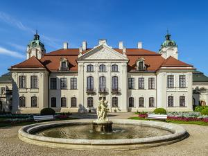 Zamoyski Palace in Kozlowka, Lublin Voivodeship, Poland by Karol Kozlowski
