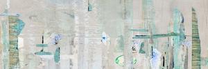 Waterfall Reflections II by Karolina Susslandova