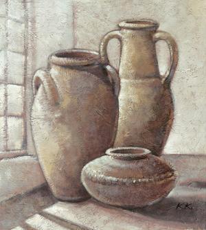 Charming Pottery by Karsten Kirchner