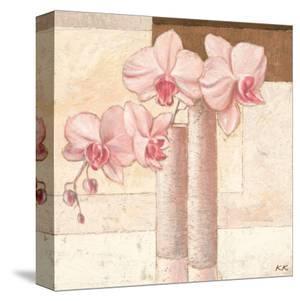 Orchids in Love 1 by Karsten Kirchner