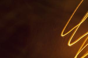 Dancing Lights II by Karyn Millet