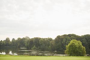 On the Lake II by Karyn Millet