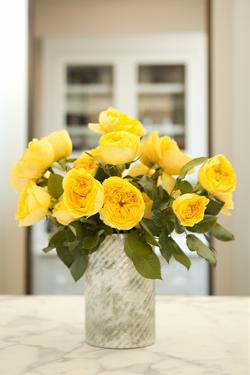 Rose Bouquet by Karyn Millet