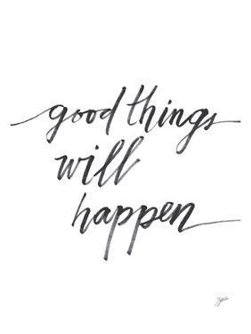 Good Things by Karyn Panganiban
