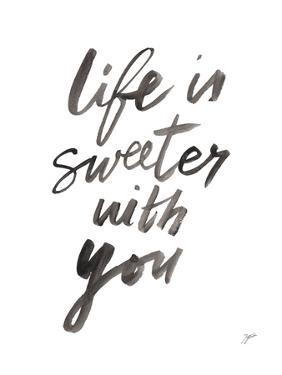 Life is Sweeter by Karyn Panganiban