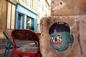 I lost it - Marseille, Le Panier by KASHINK