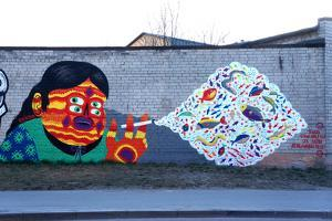 Smoking Fishes - Tartu, Estonie by KASHINK