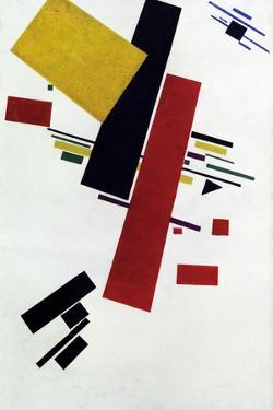 Dynamic Suprematism by Kasimir Malevich