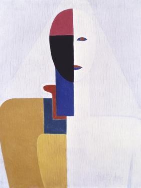 Female Torso, no.2 by Kasimir Malevich
