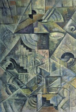 Samovar by Kasimir Malevich