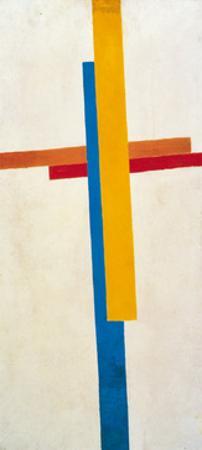 Suprematism by Kasimir Malevich