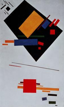 Suprematist Composition, 1915 by Kasimir Malevich