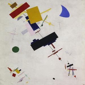 Suprematist Composition N° 56, 1916 by Kasimir Malevich