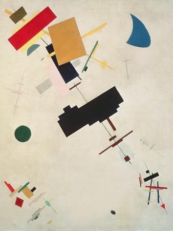 Suprematist Composition No.56, 1916