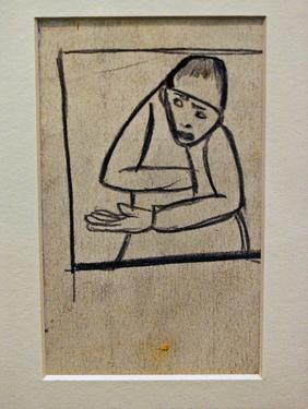 Thief by Kasimir Malevich