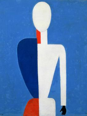 Torso, Transformation to a New Shape, 1928-32 by Kasimir Malevich