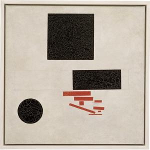 Suprematist Compositionsuprematist Composition, 1915 by Kasimir Severinovich Malevich