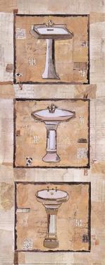 Vintage Sinks I by Kate and Liz Pope