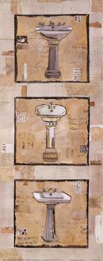 Vintage Sinks II by Kate and Liz Pope