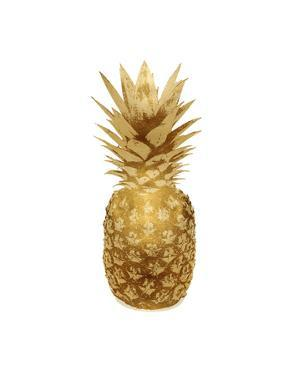 Gold Pineapple II by Kate Bennett