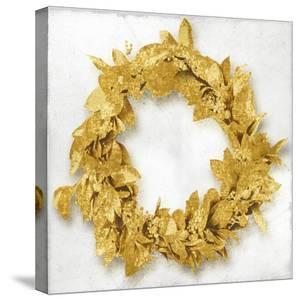 Golden Wreath I by Kate Bennett