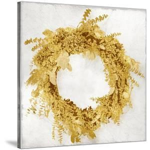 Golden Wreath II by Kate Bennett