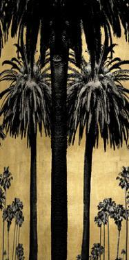 Palms with Gold I by Kate Bennett