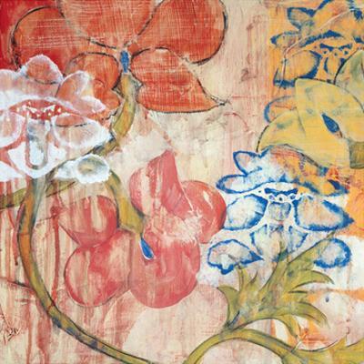 Mandarin Garden III by Kate Birch