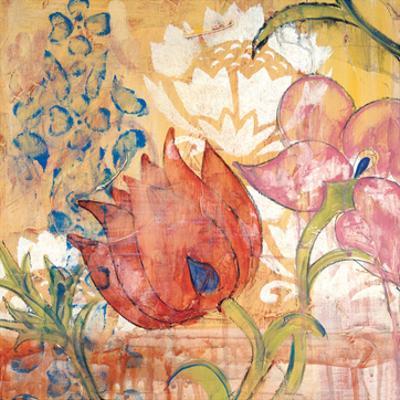 Mandarin Garden IV by Kate Birch