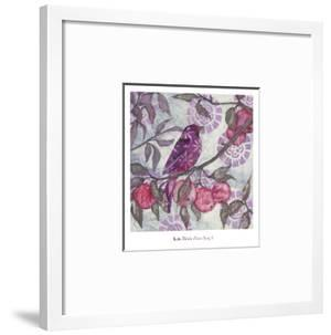 Plum Song I by Kate Birch