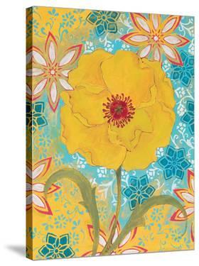 Sunrise Poppy by Kate Birch