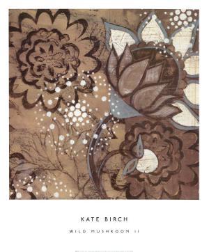 Wild Mushroom II by Kate Birch