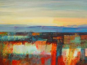 Early Morning Light-Wadsworth Moor by Kate Boyce