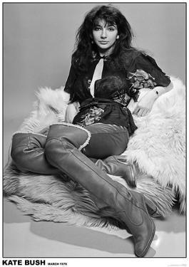 Kate Bush- March 1978