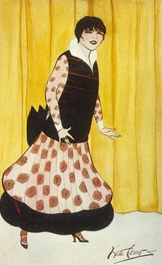 Eva Lavalliere, Carew by Kate Carew