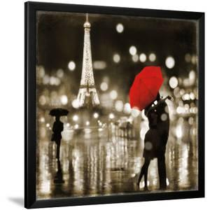 A Paris Kiss by Kate Carrigan