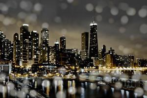 Chicago Nights II by Kate Carrigan