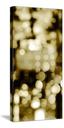 Golden Reflections Triptych II by Kate Carrigan