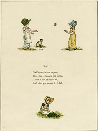Illustration, Ball