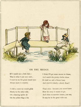 Illustration, on the Bridge