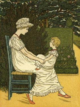 Johnny shall have a by Kate Greenaway