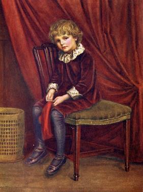 The red boy' by Kate Greenaway by Kate Greenaway
