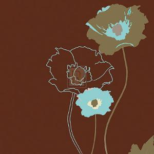 Golden Poppy IV by Kate Knight