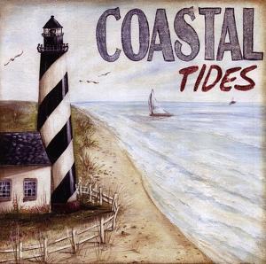 Coastal Tides by Kate McRostie