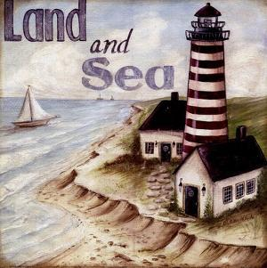 Land And Sea by Kate McRostie