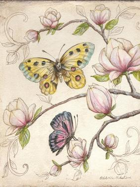 Le Jardin Butterfly V by Kate McRostie
