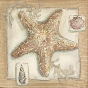 Sandy Starfish by Kate McRostie